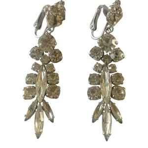 🇨🇦 Vintage 60s signed Sherman earrings